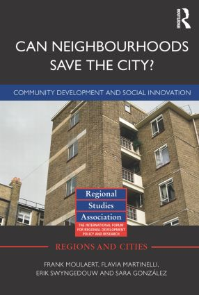 Can Neighbourhoods Save the City?: Community Development and Social Innovation (Paperback) book cover
