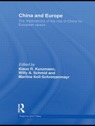 Pathways towards a new world order: China's challenge to the European Union