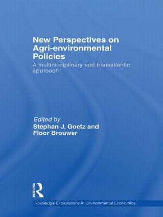 New Perspectives on Agri-environmental Policies: A multidisciplinary and transatlantic approach book cover