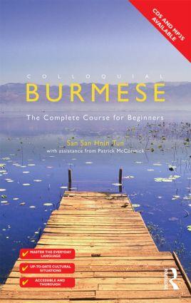 Colloquial Burmese