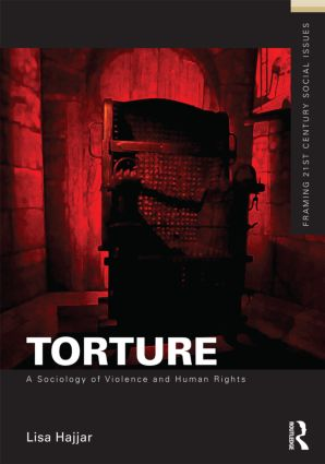 Torture: A Sociology of Violence and Human Rights (Paperback) book cover