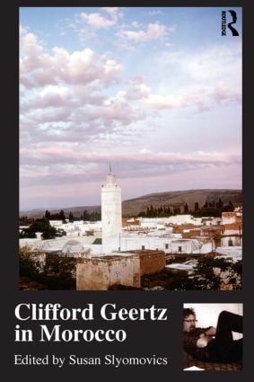 Clifford Geertz in Morocco (Paperback) book cover
