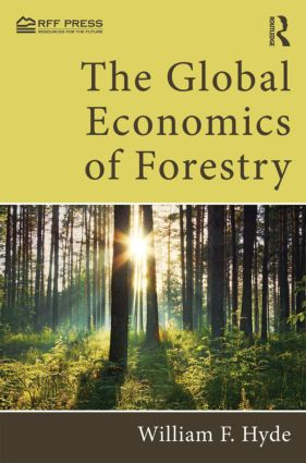 The Global Economics of Forestry (Hardback) book cover