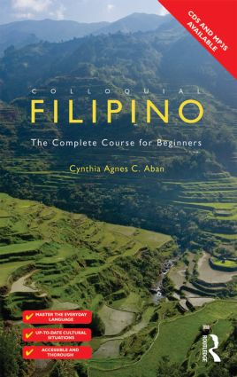 Colloquial Filipino (Paperback) book cover