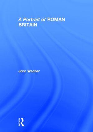 A Portrait of Roman Britain (Paperback) book cover