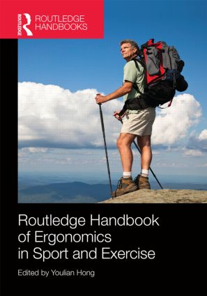 Routledge Handbook of Ergonomics in Sport and Exercise (Hardback) book cover
