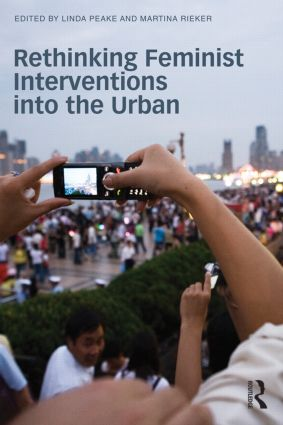 Rethinking Feminist Interventions into the Urban (Paperback) book cover