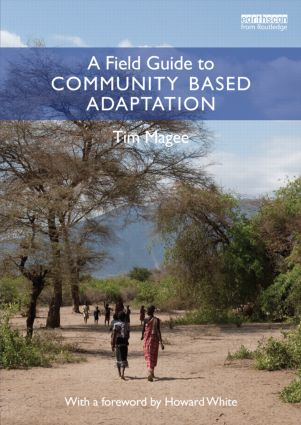 A Field Guide to Community Based Adaptation book cover