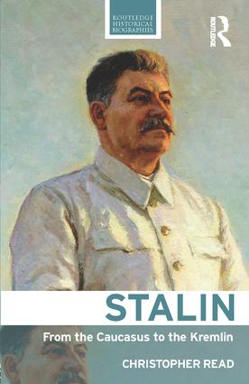 Stalin: From the Caucasus to the Kremlin book cover