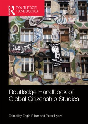 Routledge Handbook of Global Citizenship Studies (Hardback) book cover