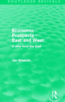 Economic Prospects - East and West