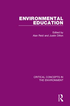 Environmental Education book cover