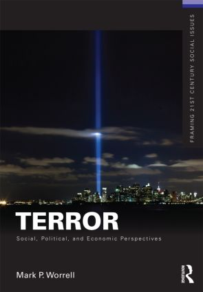 Terror: Social, Political, and Economic Perspectives (Paperback) book cover