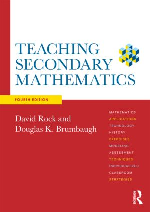 Teaching Secondary Mathematics: 4th Edition (Paperback) book cover