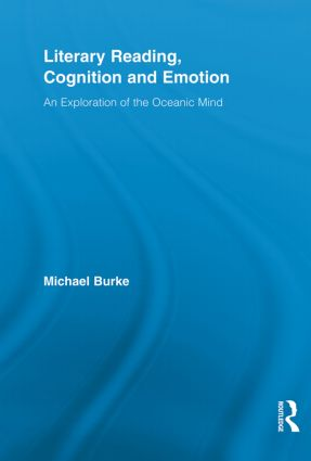 Literary Reading, Cognition and Emotion: An Exploration of the Oceanic Mind (Paperback) book cover