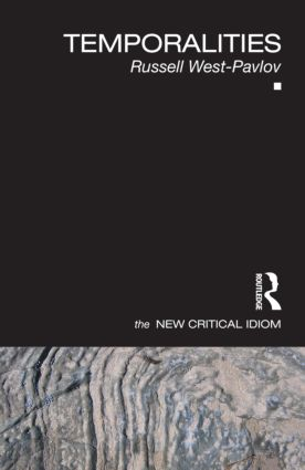 Temporalities (Paperback) book cover