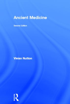 Ancient Medicine: 2nd Edition (Hardback) book cover