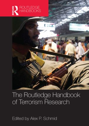 The Routledge Handbook of Terrorism Research book cover