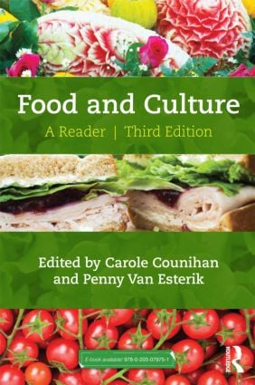 Food and Culture: A Reader, 3rd Edition (Paperback) book cover