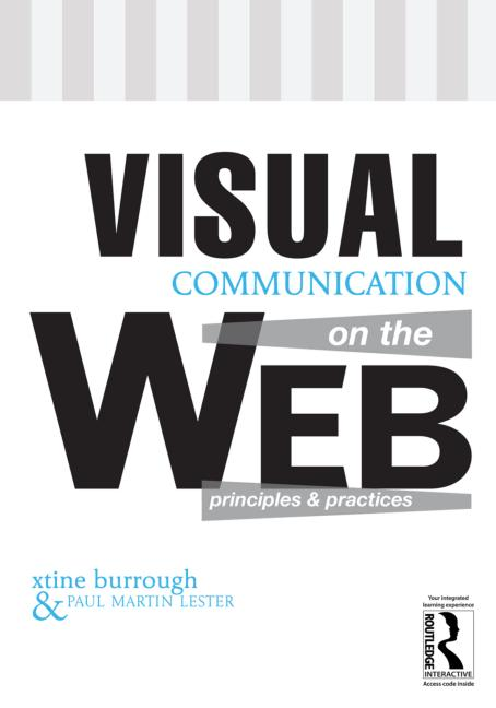 Visual Communication on the Web (Pack - Book and Online) book cover