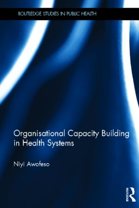 Organisational Capacity Building in Health Systems book cover