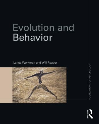 Evolution and Behavior book cover