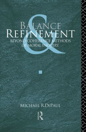 Balance and Refinement