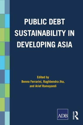 Public Debt Sustainability in Developing Asia (Hardback) book cover