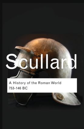 A History of the Roman World: 753 to 146 BC (Paperback) book cover