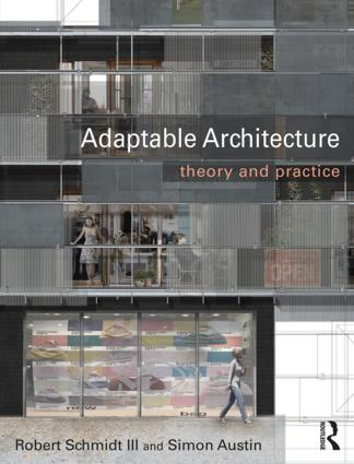 Adaptable Architecture: Theory and practice book cover