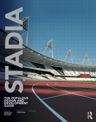 Stadia: The Populous Design and Development Guide, 5th Edition (Paperback) book cover