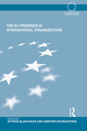 The EU Presence in International Organizations (Paperback) book cover