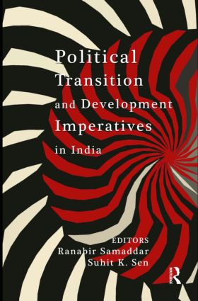 Political Transition and Development Imperatives in India (Hardback) book cover