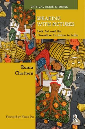 Speaking with Pictures: Folk Art and the Narrative Tradition in India (Hardback) book cover