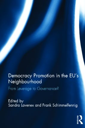 Democracy Promotion in the EU's Neighbourhood: From Leverage to Governance? (Hardback) book cover