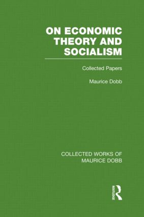 On Economic Theory & Socialism: Collected Papers (Hardback) book cover