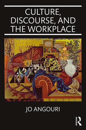 Culture, Discourse, and the Workplace: 1st Edition (Paperback) book cover