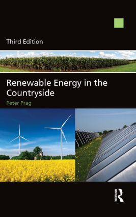 Renewable Energy in the Countryside: 3rd Edition (Hardback) book cover