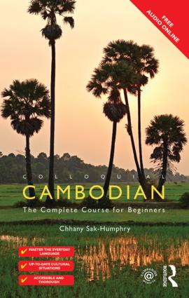 Colloquial Cambodian: The Complete Course for Beginners (New Edition) book cover