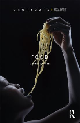 Food book cover