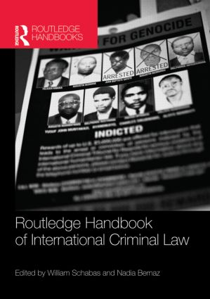 Routledge Handbook of International Criminal Law (Paperback) book cover