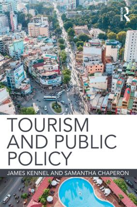 Tourism and Public Policy book cover