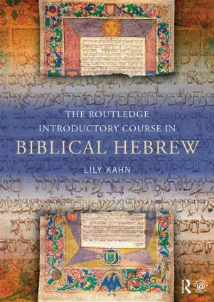 The Routledge Introductory Course in Biblical Hebrew: 1st Edition (Paperback) book cover