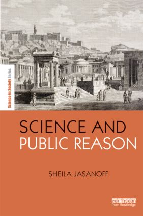 Science and Public Reason (Hardback) book cover