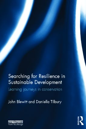 Searching for Resilience in Sustainable Development: Learning Journeys in Conservation book cover