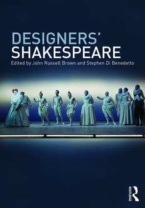 Designers' Shakespeare: 1st Edition (Paperback) book cover