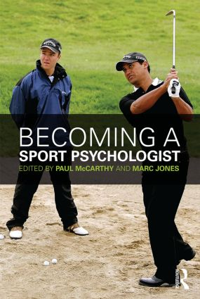 Becoming a Sport Psychologist (Paperback) book cover