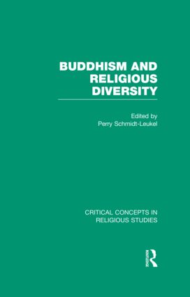 Buddhism and Religious Diversity (Hardback) book cover