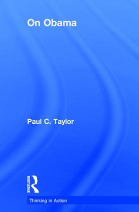 On Obama: 1st Edition (Hardback) book cover