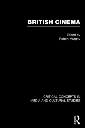 British Cinema (Hardback) book cover